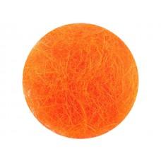 Sisal, oranžna (6), 500 g