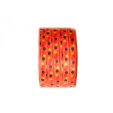 Trak Mini dots, oranž 44, 6 mm, 25 m