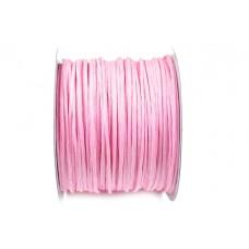 Žica ovita s papirjem, roza 3101, 2 mm, 50 m