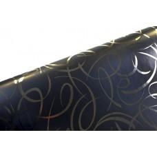 Papir KIMONO, črn 61 , 70 g, 70 cm x 25 m