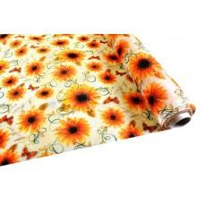 Decofibra Sunflower, rumena, 78 cm, 9 m
