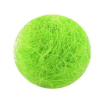 Sisal, sv. zelen, 500 g