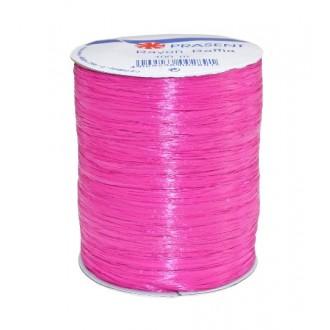 Rayon rafija, pink, 100 m