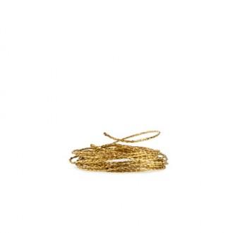 Vrvica, zlata, 1,5 mm, 100 m