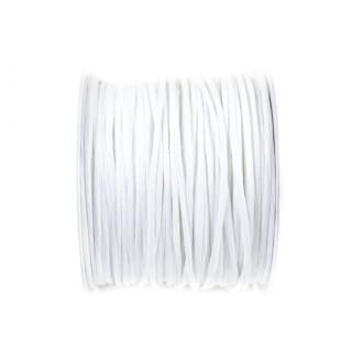 Žica ovita s papirjem, bela 6301, 2 mm, 50 m