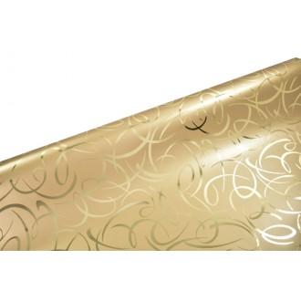 Papir KIMONO, zlat 51, 70 g, 70 cm x 25 m