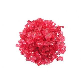Steklen granulat , rdeča, 4 kg
