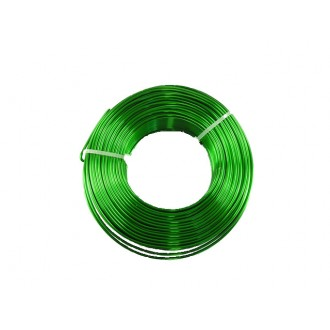 žica ALU, s.zelena, 2,0 mm, 500g/ca.60 m