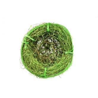 Manšete KROG, Muelen., zelene,  fi 20 cm, 5 kosov