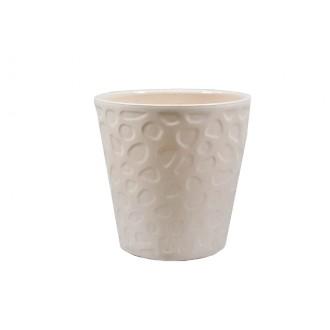 Lonec Cone wanabe, krem, premer 14 cm