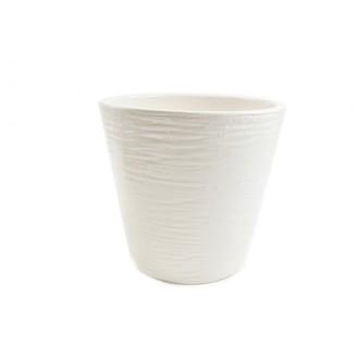 Lonec Cone CR, bel, premer 18 cm