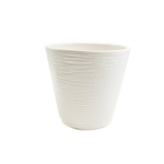Lonec Cone CR, bel, premer 20 cm