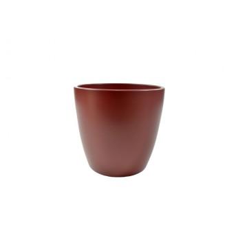 Lonec ZT7200, rdeče rjav mat, premer 17 cm
