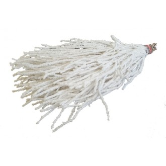 Brezove veje, snežene, 120 cm, 10 kosov